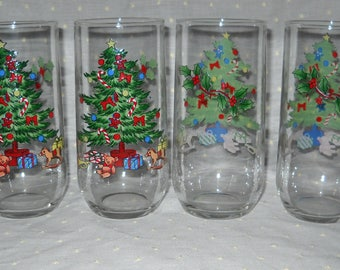 Christmas drinkware  Etsy