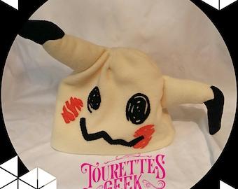 Mimikyu fleece hat