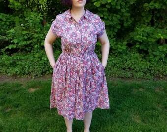 Super Sweet 80's Does 50's Dress