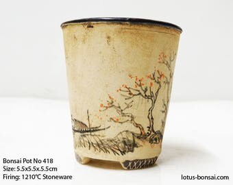 Bonsai Accent Pot No 418