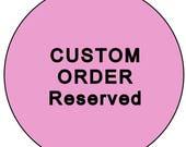 Custom Order - 26 Custom Image Buttons