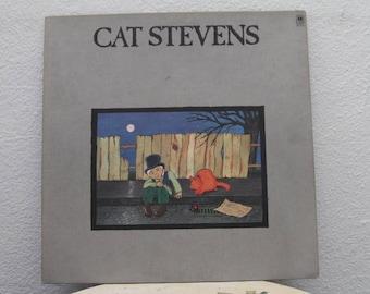 """Cat Stevens - """"Teaser and the Firecat"""" vinyl record"""