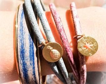 The Boho Charm Bracelet