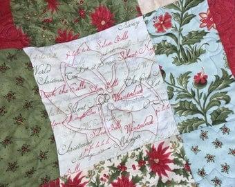 Christmas quilts | Etsy : handmade christmas quilts - Adamdwight.com