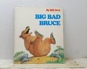 Big Bad Bruce, 1977, Bill Peet, vintage kids book READ DESCRIPTIONS