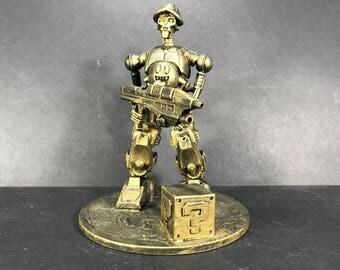 Supet Mario Boo Mech Custom Figure