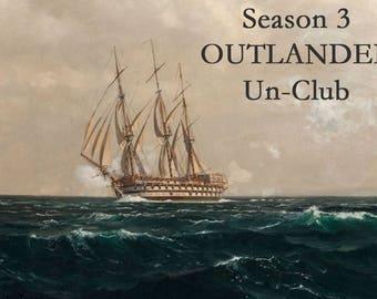 Outlander Unclub Season 3  Round 2