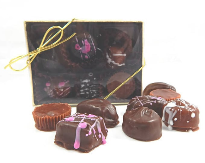 Chocolate Candy Soaps Box Set