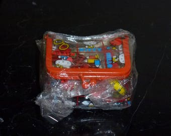 Rare Vintage Sanrio 1975 Hello Kitty Mini Sewing Kit New In Package