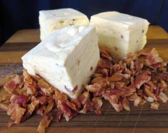Elvis Marshmallows  - Bacon, Peanut Butter, & Banana - 1 dozen Gourmet homemade marshmallows