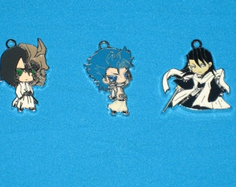 Bleach Anime Charm Made Into What You Want From List