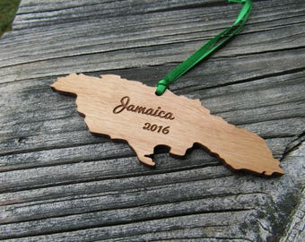 Jamaica Ornament