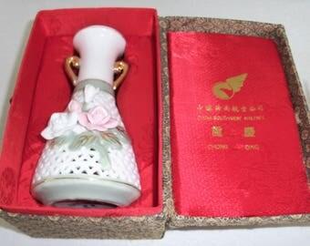 China Southwest Airlines Vase In Original Box