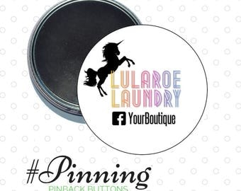 LuLaRoe Laundry Magnet - Washing Machine Magnet - Business Card Magnet - Advertising Magnet  - Consultant Gift