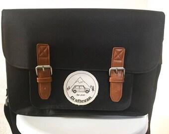 Pre orders only! Craftevan Mini Cooper satchel, pre order saving!