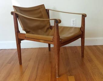 Safari Chair by Brown Saltman