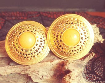 Ben Amun Vintage Earrings