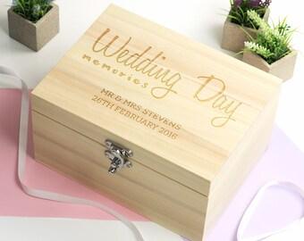 Wedding gift box   Etsy