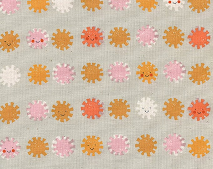 Pre-Sale- Sunshine in Grey -Sunshine -Alexia Abegg for Cotton + Steel