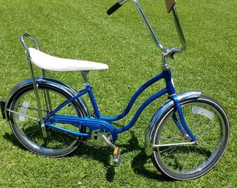 Schwinn Starlet Girls Banana Seat Bicycle