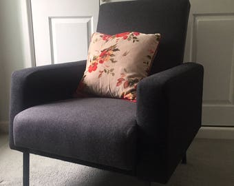 A stunning midcentury armchair