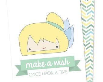 Once Upon stationery - Bell - cards printed on recycled paper