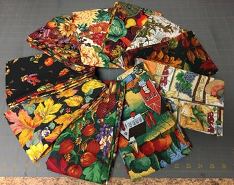 Fall one yard bundle (10 yards)