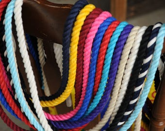 Nautical Wedding - Tied The Knot - Wedding Rope - Wedding Ceremony Rope - Tie The Knot - Nautical Ceremony - (per foot listing)