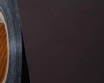 "Brown Metallic 20"" Heat Transfer Vinyl Film By The Yard"