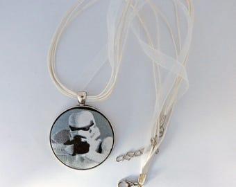 Stormtrooper 5 Fabric Pendant