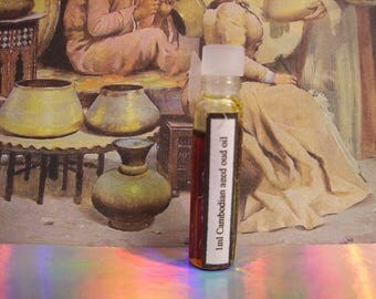 Cambodian Aged Oud oil 1ml