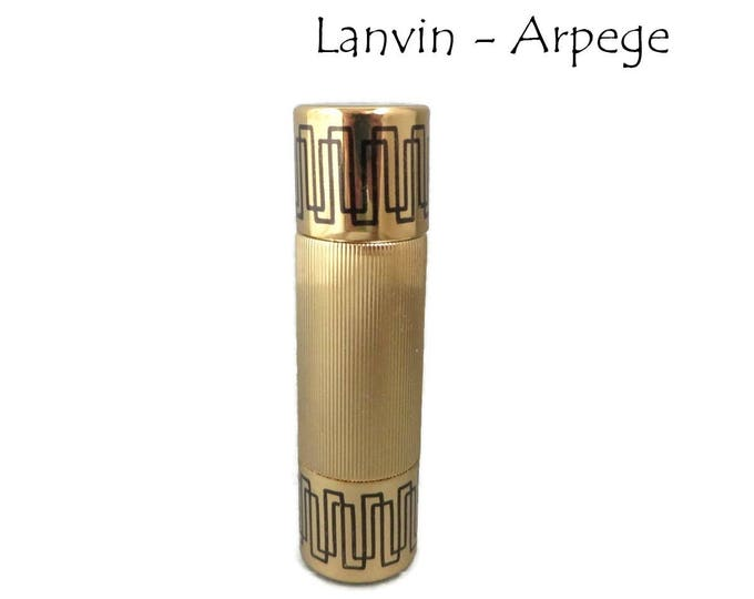 Vintage Arpege Lanvin Perfume - 1960s New Old Stock, Sealed Perfume, Collector's Perfume