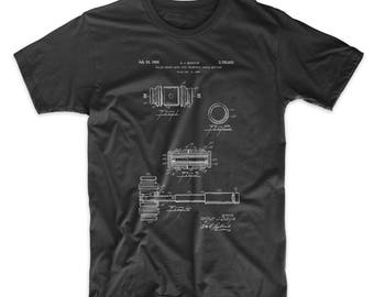 Gavel 1953 Patent T Shirt, Judge Gifts, Law Shirt, Justice, Fraternity Gift, Free Mason, PP0085