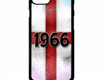 English football team 1966 st georges cross england flag cover for iphone 4 4s 5 5s 5c 6 6s 7 plus SE phone case