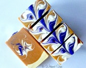 Enchanted Organic Luxury Body Bar / Handcrafted Natural Soap / Goats Milk Soap / Cream Soap / Organic Ingredients / Whipped Upp
