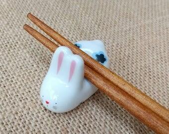 Ceramic Chopstick Holder