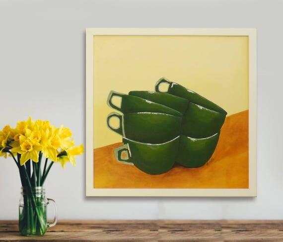Küche Wanddekoration Küchenbilder Acryl Küchenbilder Leinwand