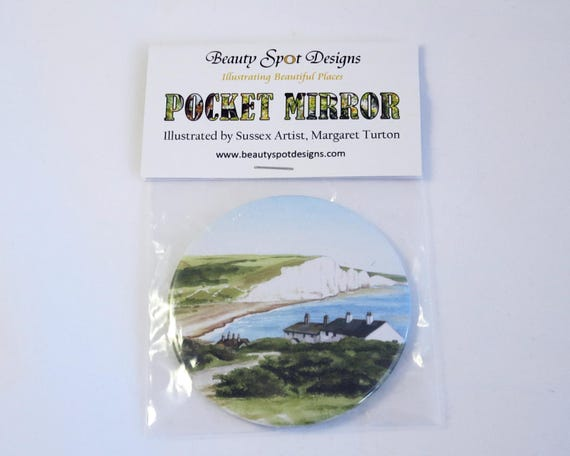 Seven Sisters Pocket Mirror