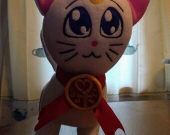 Artemis Fan Plush