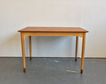 Vintage Danish Modern Dining Table - Free NYC Delivery!