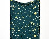 Nani IRO Corsage Kosa-Jyu (2014) Green ~ Cotton Knit Fabric ~ Kokka Fabric ~ Japanese Fabric ~ Naomi Ito ~ Kids Fabric ~ Apparel Fabric