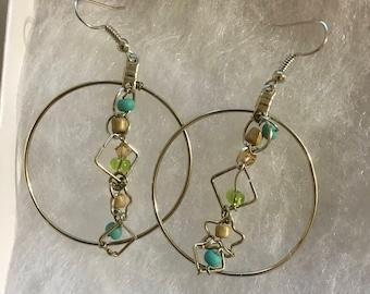 Bangle earrings