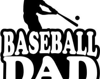Baseball Dad Shirt/ Baseball Shirt/ Baseball Dad T Shirt/ Baseball Gifts/ Baseball Dad Tshirt