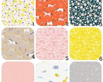 ON SALE ORGANIC Baby Bedding by Cloud 9 Organics - Crib Sheet, Stokke Sheets, Packn'Play, Mini Crib, Changing Cover, Boppy Pillow Cover, Gua