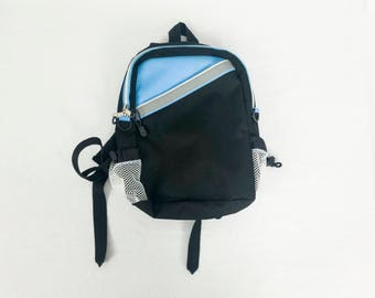Sporty Color Block Mini Backpack