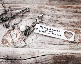 Angel Baby Necklace - Pregnancy Loss Necklace - Baby Loss Jewelry - Miscarriage Necklace - Angel Necklace - Angel Mom
