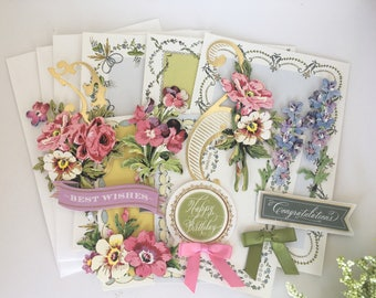 Anna Griffin Pretty Painting Card Kit P1