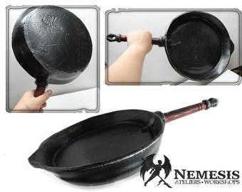 LARP - The Frying Pan - Uncommon weapon