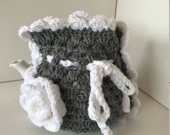 Handmade Crochet Elegant Tea Cozy