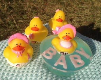 Baby Shower - Rubber Ducky Soap Party Favors *20-30*